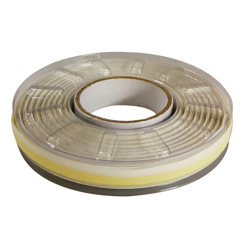 8mm*30m Double Sided PET Film Steel Wire Trim Edge Cutting Tape