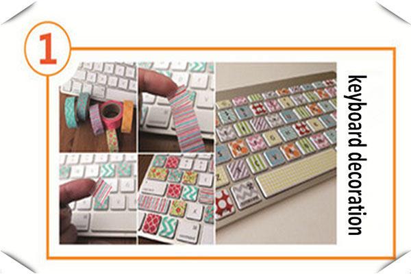 Keyboard Decoration