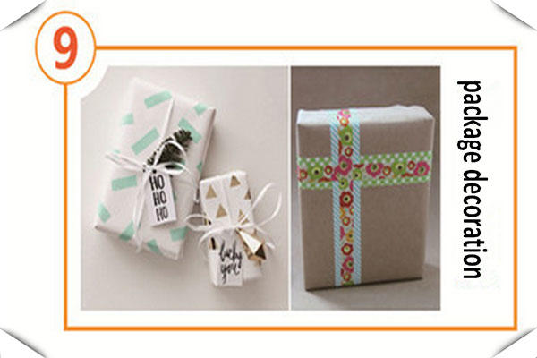 Package Decoration