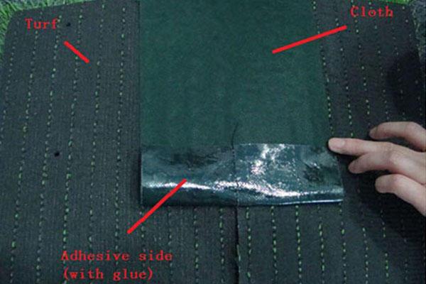 Artificial grass seam tape-1