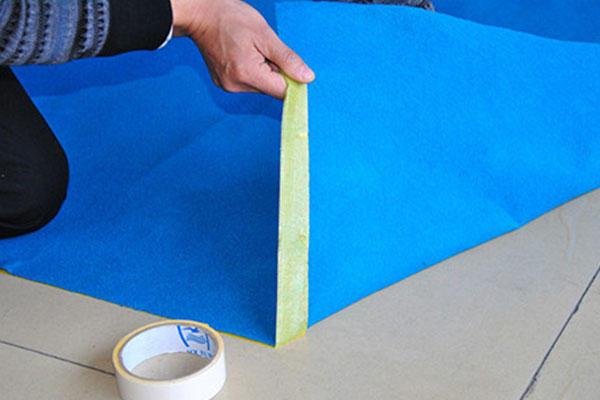 No Residue carpet tape