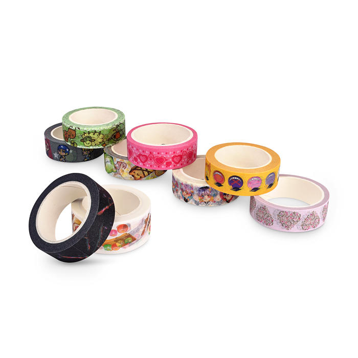 Custom printed washi tape