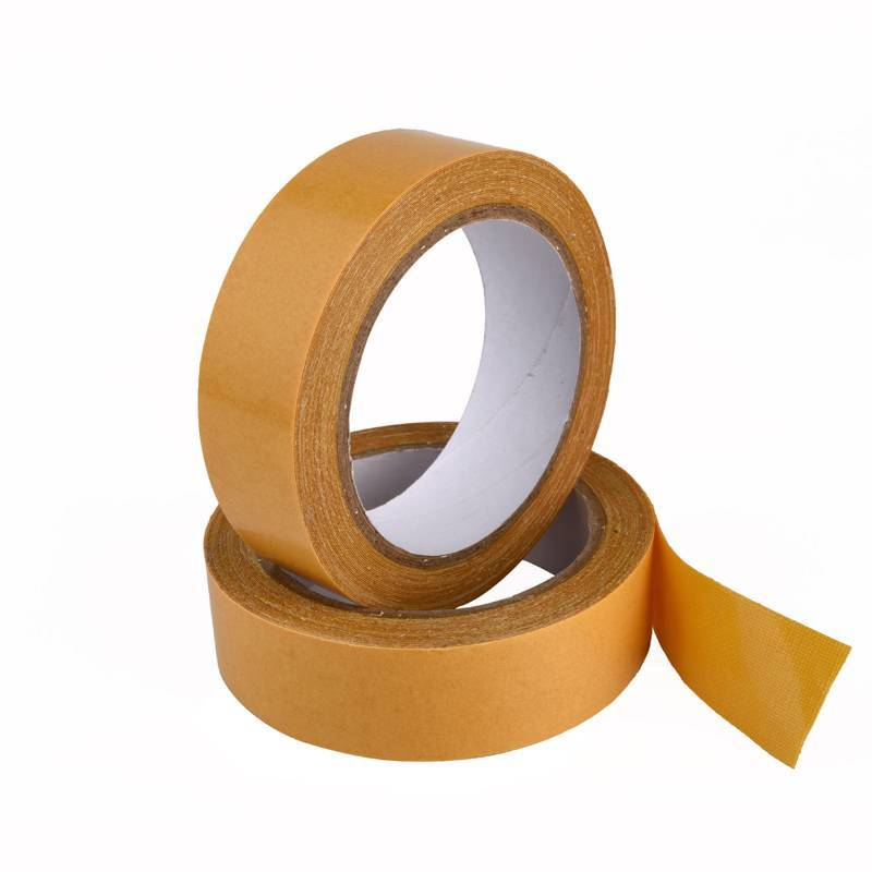 Double sided exhibition duct tape no residue