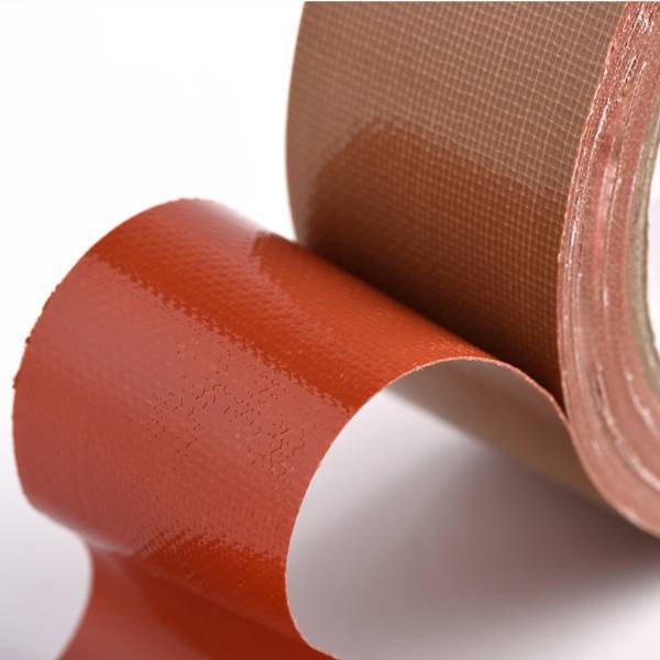 Free Sample Waterproof Red Cloth Tape For Exhibition Carpet Seaming