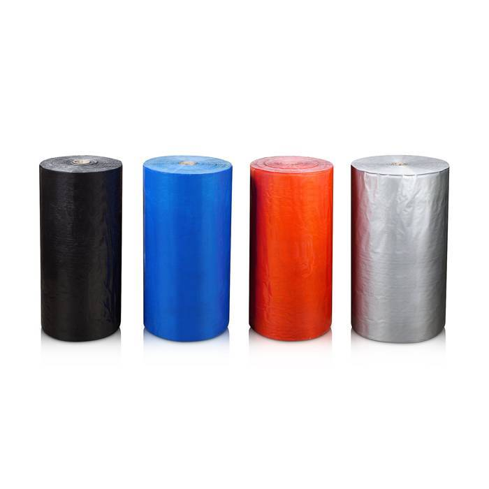 1.02m*1800m Single Sided Hot Melt Duct Tape Jumbo Roll