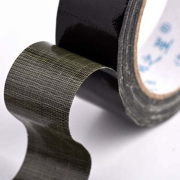 Wholesale Black Book Binding Adhesive Cloth Tape