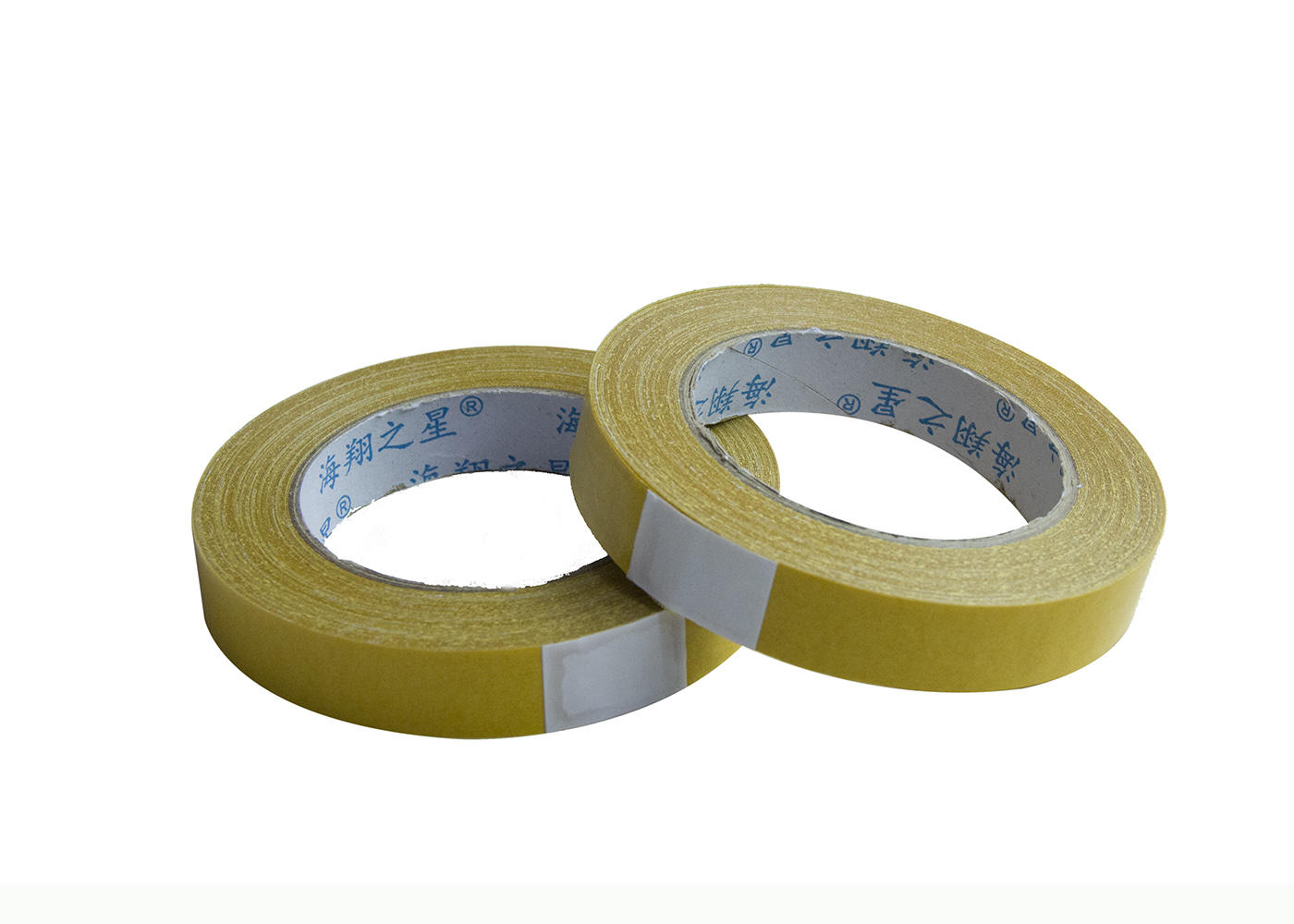 Yellow 2 Inches 60ft Double Sided Carpet Tape
