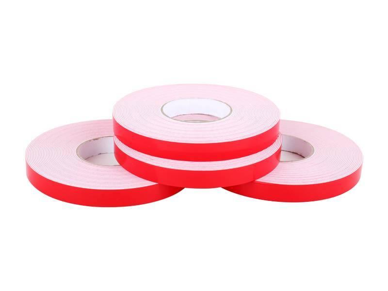 Use of pe foam tape