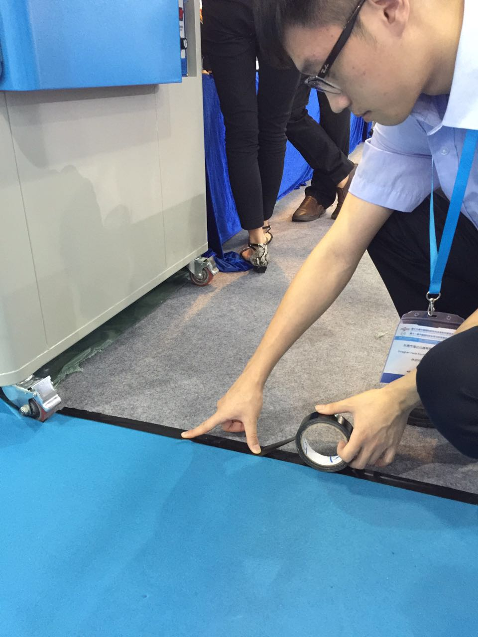 cloth duct tapes for carpet seam
